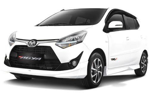 Sewa Toyota Agya